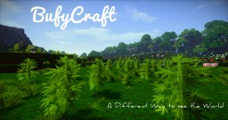 ♣ BufyCraft ♣ A Different way to see the World  [1.8] [1.10]