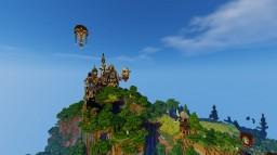 Caelortum - Heaven's Landing Minecraft Project