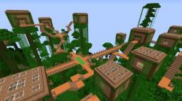 Jungle Condo Minecraft Map & Project