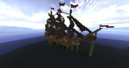 Medieval Themed BattleShip/Pirate Battleships Minecraft Project