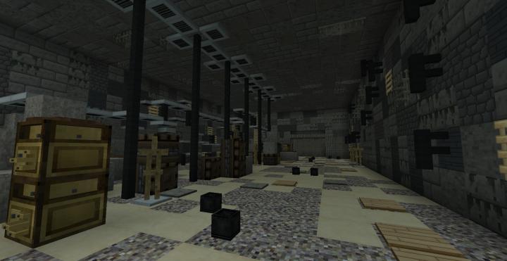 Area in Mockingjay Part 1