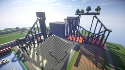 Pat & Jen's Theme Park Minecraft Map & Project