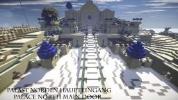 Wüstenstadt - Desert City Minecraft Project