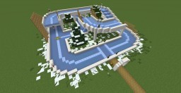 Boat Racetrack Minecraft Map & Project