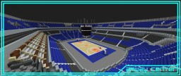 Amway Center-Bascketball Minecraft Map & Project