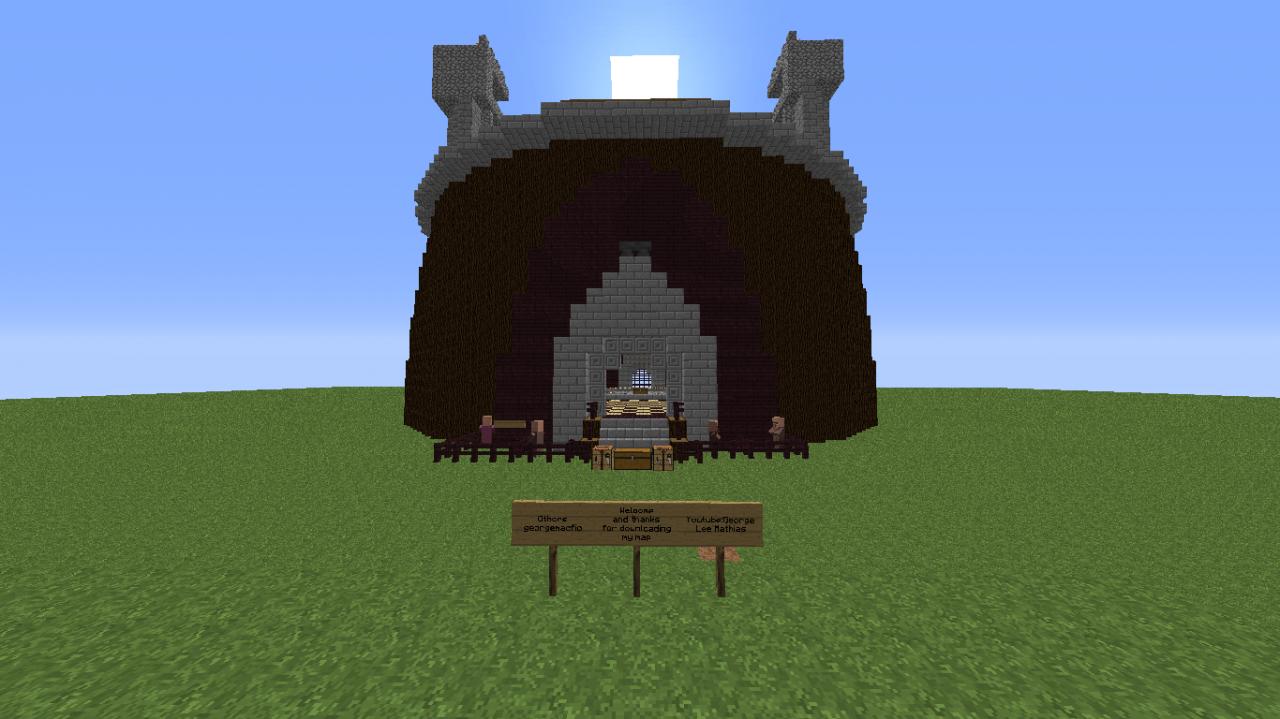 PopularMMos Arena Minecraft Project
