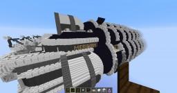 Meridian Intergalactic Spacetruck Hauler Class Alpha1 Minecraft Map & Project