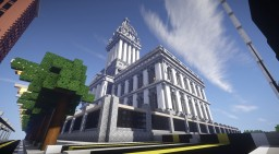 Torwood Creek City Minecraft Map & Project