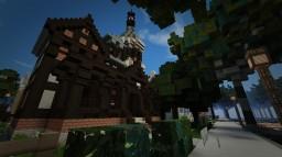 WoK B.001: Late Queen Anne Victorian Minecraft Project