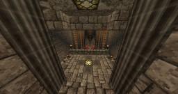 Dwarven Throne Room Minecraft Project
