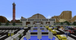 ThemePark And More! Minecraft Map & Project