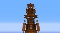 Sunspot Spire Minecraft Map & Project