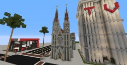 Church of Our Lady of Fatima, Los Santos Minecraft Map & Project