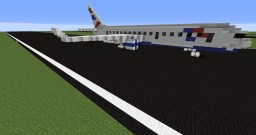AIRPORT 2.0 beta Minecraft Map & Project