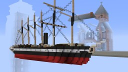 SS Great Britain Replica! Minecraft Map & Project
