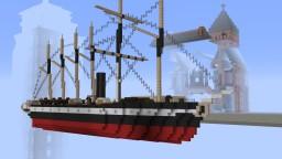 SS Great Britain Replica! Minecraft Project