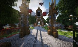 A Faction Spawn Minecraft Map & Project