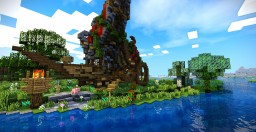 Magic house! Minecraft Map & Project