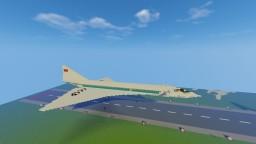 Tupolev Tu-144 Minecraft Blockstone City 2042 Minecraft Map & Project