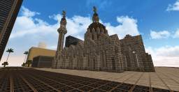 The New Mosque, Los Santos Minecraft Map & Project