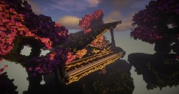 Piano of the Harmony Minecraft Project