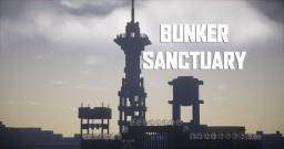 Bunker Sanctuaty Minecraft Map & Project