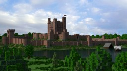Norman castle Minecraft