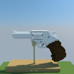Rossi .375 Minecraft Map & Project