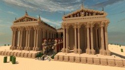 Temple of Erolith Minecraft Project