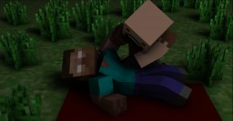 """Beware!"" By Herobrine (Actually made by me) Minecraft Blog Post"