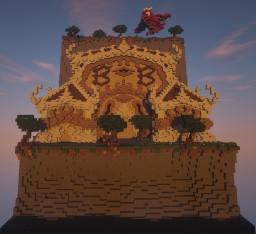 Fantasy Plot 56x56 Minecraft Map & Project