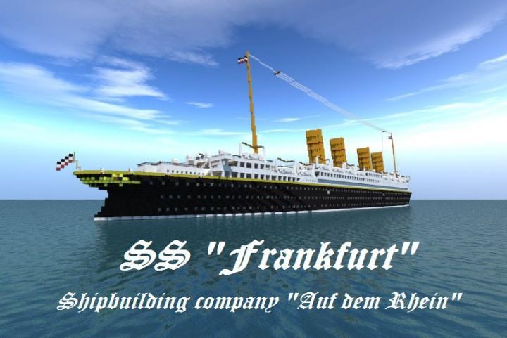 Liner SS Frankfurt Minecraft Project
