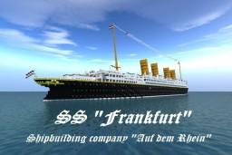 Liner SS Frankfurt Minecraft Map & Project