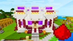 MCPE ENDER REDSTONE HOUSE Minecraft Blog Post