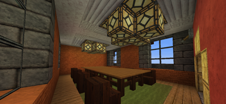Town Hall meeting room