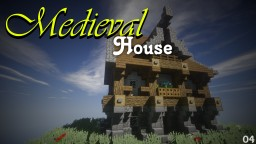 Medieval House 04 Minecraft Map & Project