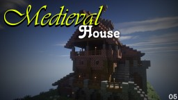 Medieval House 05 Minecraft Map & Project