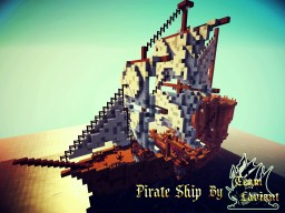 Pirate Ship [Team Laviant] Minecraft Project