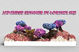 Japanese Summer - by Lor3nzL1ke Minecraft