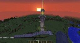 Lighthouse town Minecraft Map & Project
