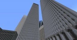 The World Trade Center Minecraft Map & Project