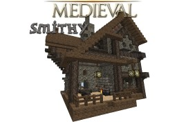 The Medieval Smithy (Forge) (1.8 - 1.15 Snapshot) Minecraft Map & Project