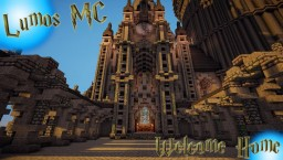 Lumos MC [Server] [Harry Potter] Minecraft