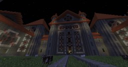 Playmobile style manor Minecraft Map & Project