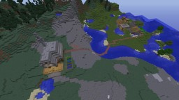 Basic survival start. Minecraft Map & Project