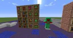 Serpitine's first texture pack (pvp pack) Minecraft