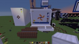 Mindows beta 0.6 (working MC computer) Minecraft Map & Project