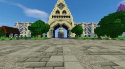Hub Spawn Schematic Download Minecraft Map & Project