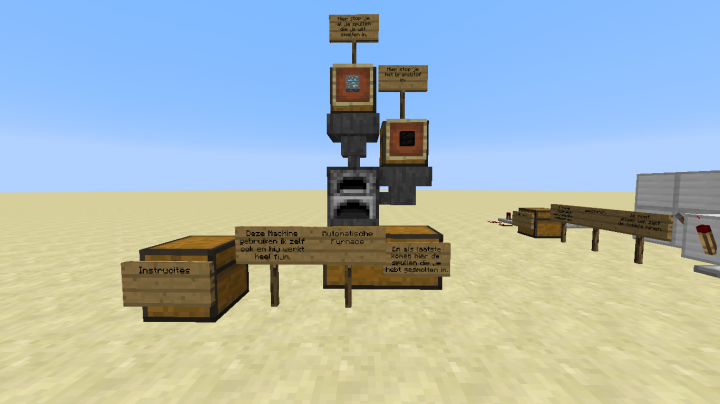 how to make an automatic cobblestone generator