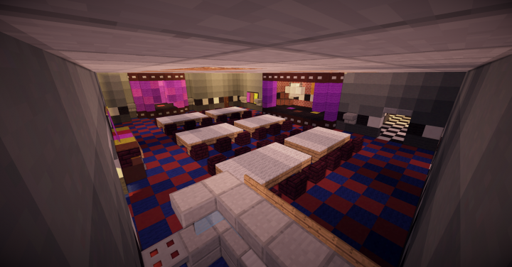 The dining area !